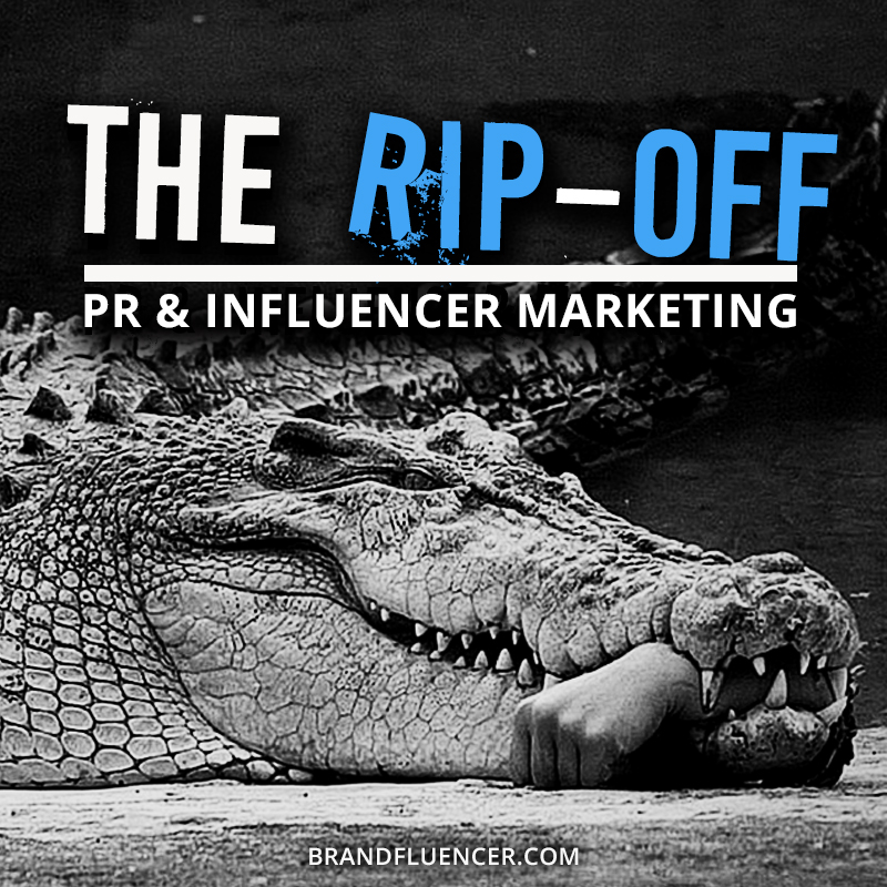 The Rip-Off | PR & Influencer Marketing